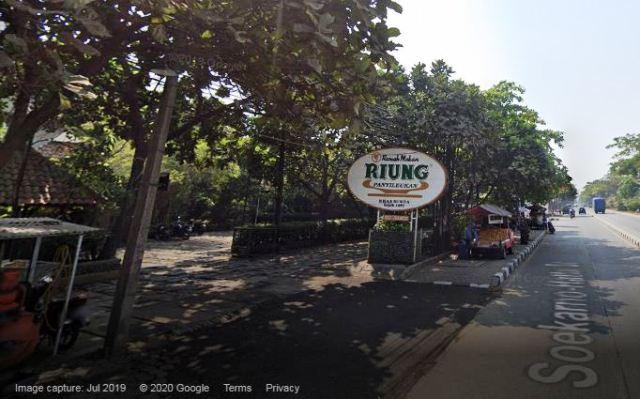Rumah Makan Riung Panyileukan Bandung