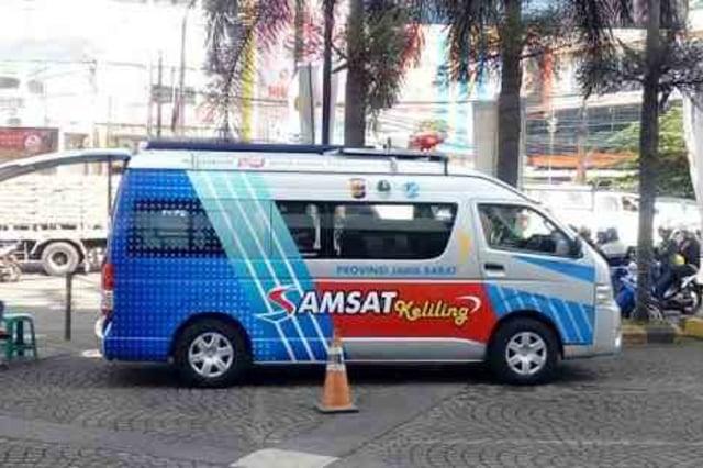 Jadwal Samsat Keliling Kota Bandung